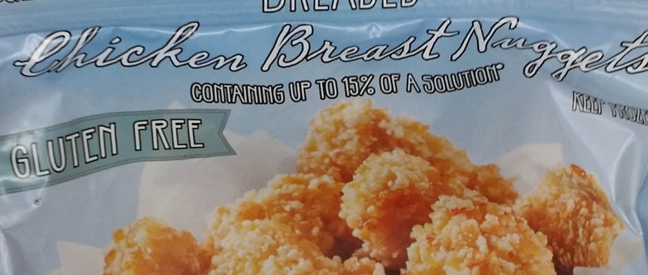 Trader Joe's GF Chicken Nuggets