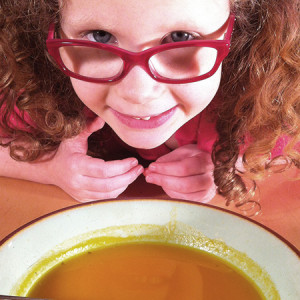 The Most Amazing Butternut Squash Soup
