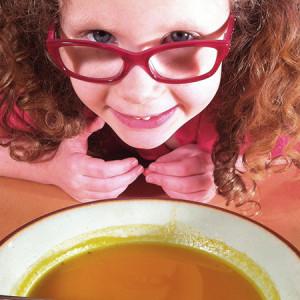 The Most Amazing Butternut Squash Soup