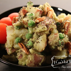 Power Packed Potato Salad (Egg free)
