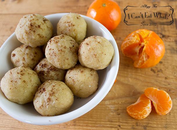 Paleo Orange-Spice Macaroons