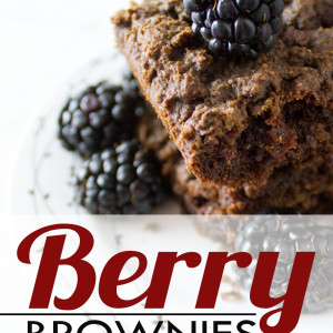 Berry Bownies