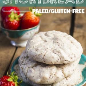 Grain Free Shortbread