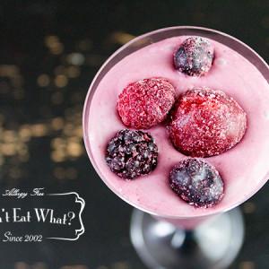 Cherry Colada Pudding Shake (Sugar Free)