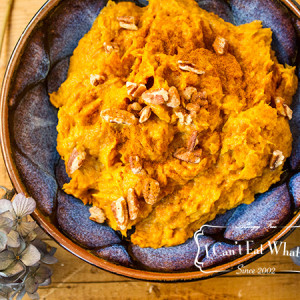 Sweet Potato Pudding (Sugar Free)