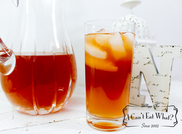 Peach Passion Iced Tea