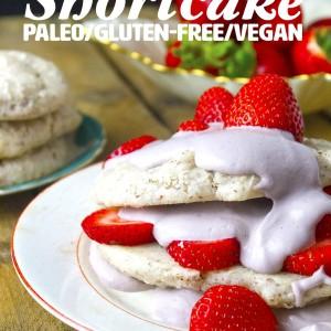 Vegan and Grain Free Strawberry Shortcake Recipe Easy