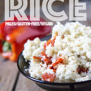 Autumn's Cauliflower Rice