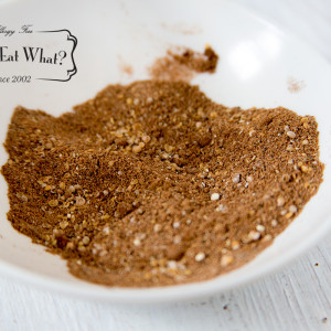 Curry Powder (for post Gallbladder surgery)