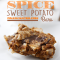 Autumn Spice Sweet Potato Breakfast Bars